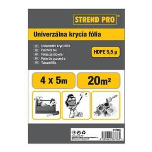 e89fd8e97 Folia Strend Pro maliarska, Hobby 4x05,0 m, 5,5µ, zakrývacia
