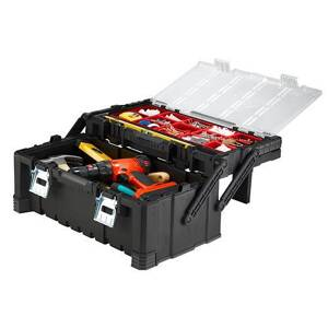 Box  Keter® Cantilever Tool Box 22, 56x31x24 cm, na náradie